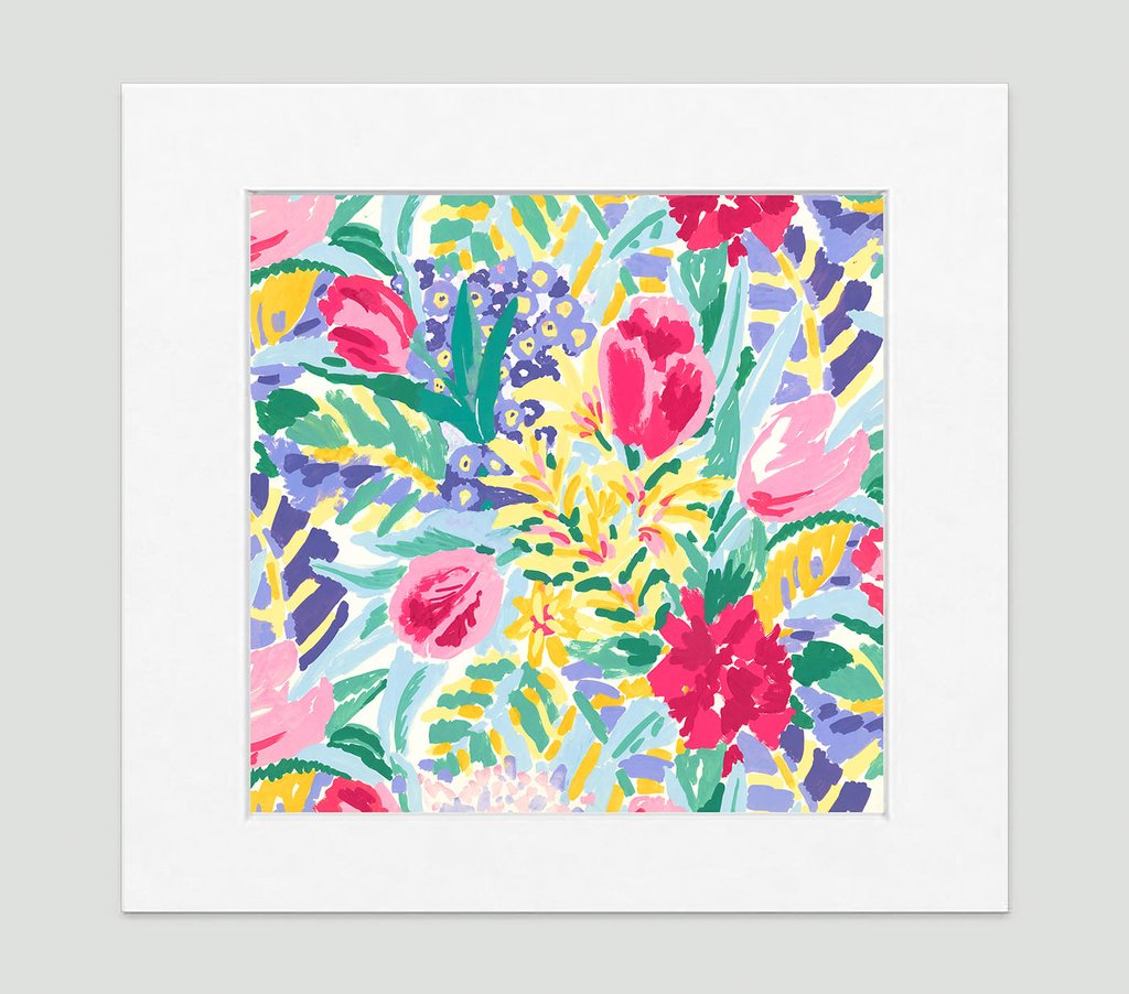 Choose The Most Artistic And Attractive Floral Wall Art