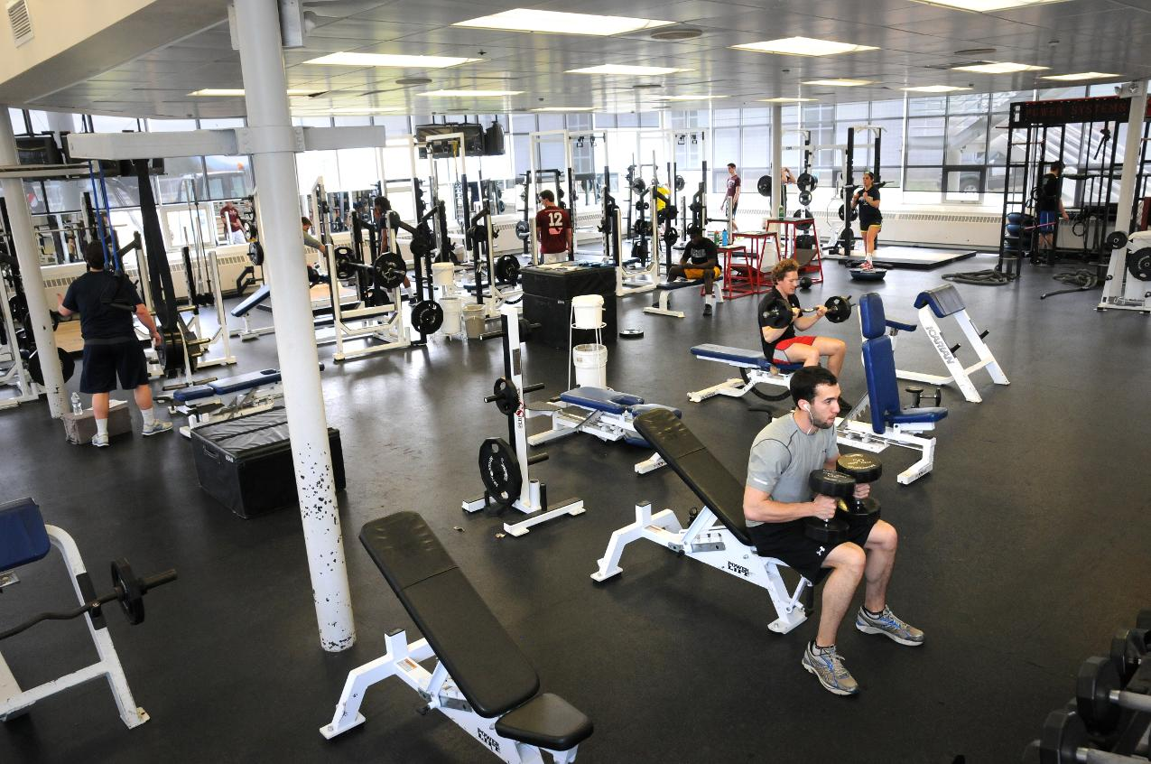 richmond fitness centre