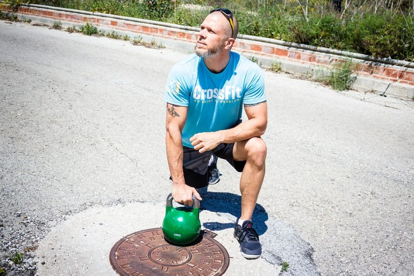 The Travels of Coach: CrossFit Gyms